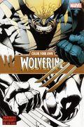 Color Your Own Wolverine SC (2017 Marvel) 1-1ST