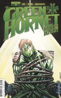 Green Hornet Reign of the Demon (2016) 3B
