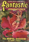 Fantastic Adventures (1939-1953 Ziff-Davis Publishing) Pulp May 1950