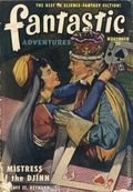 Fantastic Adventures (1939-1953 Ziff-Davis Publishing) Pulp Nov 1950
