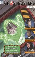 Ghostbusters (2017) Annual 1