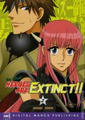 Heroes are Extinct GN (2007-2008 A DMP Digest) 2-1ST