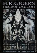 H.R. Giger's Necronomicon HC (1991-1992 Morpheus Fine Art) 1-1ST