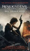 Resident Evil The Final Chapter PB (2017 Titan Books) The Official Movie Novelization 1-1ST