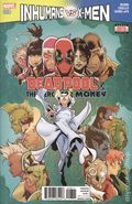 Deadpool and the Mercs for Money (2016 Marvel 2nd Series) 8A