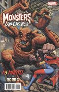 Monsters Unleashed (2017 1st Series) 2C