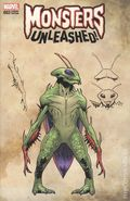 Monsters Unleashed (2017 1st Series) 2F