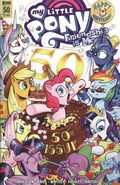 My Little Pony Friendship Is Magic (2012 IDW) 50A