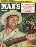 Man's Magazine (1952-1976) Vol. 3 #7