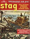 Stag Magazine (1949-1994) Vol. 13 #10