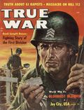 True War Magazine (1956 Magnum Publications) Vol. 1 #1
