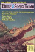 Magazine of Fantasy and Science Fiction (1949-Present Mercury Publications) Vol. 67 #6
