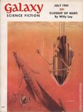 Galaxy Science Fiction (1950-1980 World/Galaxy/Universal) Vol. 8 #4