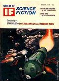 If Worlds of Science Fiction (1952 Pulp Digest) Vol. 15 #3