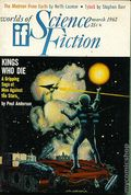 If Worlds of Science Fiction (1952 Pulp Digest) Vol. 12 #1