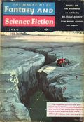 Fantasy and Science Fiction (1949-Present Mercury Publications) Pulp Vol. 17 #1