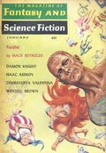 Magazine of Fantasy and Science Fiction (1949-Present Mercury Publications) Vol. 26 #1