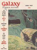 Galaxy Science Fiction (1950-1980 World/Galaxy/Universal) Vol. 13 #6