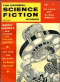 Science Fiction Stories (1955-1960 Columbia Publications) Pulp 3rd Series Vol. 11 #2