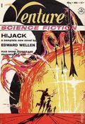 Venture Science Fiction (1957-1970 Fantasy House) Vol. 4 #2