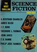Thrilling Science Fiction (1966-1975 Ultimate Publishing) Pulp 6