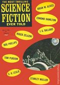 Thrilling Science Fiction (1966-1975 Ultimate Publishing) Pulp 7
