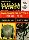 Thrilling Science Fiction (1966-1975 Ultimate Publishing) Pulp 10