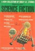 Thrilling Science Fiction (1966 Pulp Digest) Oct 1972