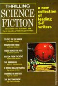 Thrilling Science Fiction (1966-1975 Ultimate Publishing) Pulp Dec 1973