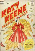 Katy Keene Fashion Book Magazine (1955) 18
