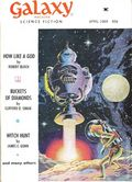Galaxy Science Fiction (1950-1980 World/Galaxy/Universal) Vol. 28 #3