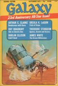 Galaxy Science Fiction (1950-1980 World/Galaxy/Universal) Vol. 34 #1