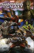 Marvel Universe Guardians of the Galaxy TPB (2016 Digest) 4-1ST