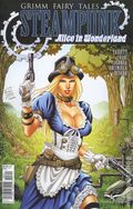 Steampunk Alice In Wonderland (2016 Zenescope) 1A