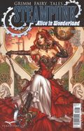 Steampunk Alice In Wonderland (2016 Zenescope) 1C