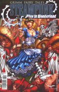 Steampunk Alice In Wonderland (2016 Zenescope) 1D