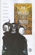 Wicked and the Divine (2014) 26A
