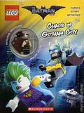 LEGO The Batman Movie Chaos in Gotham City SC (2017 Scholastic) Comics/Story/Activities 1-1ST