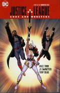 Justice League Gods and Monsters TPB (2017 DC) 1-1ST