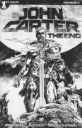 John Carter The End (2017 Dynamite) 1H