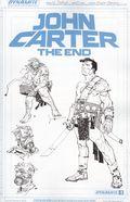 John Carter The End (2017 Dynamite) 1L