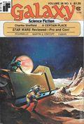 Galaxy Science Fiction (1950-1980 World/Galaxy/Universal) Vol. 38 #8