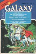 Galaxy Science Fiction (1950-1980 World/Galaxy/Universal) Vol. 36 #3