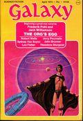 Galaxy Science Fiction (1950-1980 World/Galaxy/Universal) Vol. 34 #7