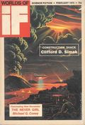 If Worlds of Science Fiction (1952 Pulp Digest) Vol. 21 #9