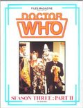 Files Magazine Spotlight on Doctor Who: Season 03 SC (1986 Psi Fi Press) 2-1ST