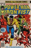 Power Man and Iron Fist (1972) UK Edition 50UK