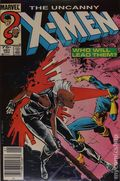 Uncanny X-Men (1963 1st Series) Canadian Price Variant 201