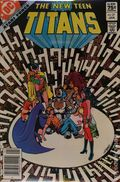 New Teen Titans (1980) (Tales of ...) Canadian Price Variant 27
