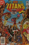 New Teen Titans (1980) (Tales of ...) Canadian Price Variant 28